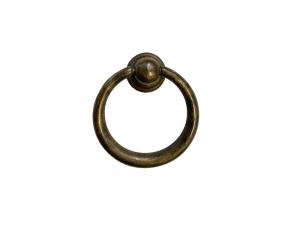 Maniglia pendente per mobile Metal Style 33 mm patinato