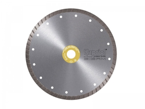 Disco taglio cemento diametro 115 mm spessore 2,4 mm Kapriol