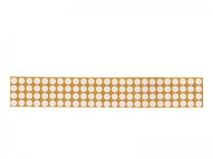 Feltrino adesivo (cf/ 60) d.30 bianco