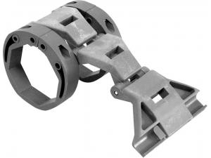 Attacco sicurezza per rullo d.60 Bolis Carlo