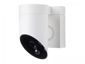 Telecamera da esterno Somfy Outdoor bianca