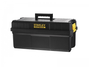 Cassetta portautensili Stanley con sgabello